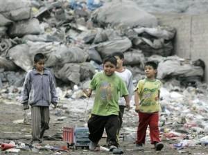 Poor in Peru
