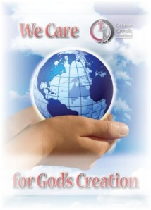 We Care for God's Creation